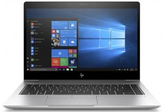 "HP EliteBook 840 G5, 14"" FHD IPS, i5-8250U, 8GB RAM, 256GB SSD, Win 10 Pro, Сребрист"