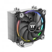 Охладител за процесор THERMALTAKE Riing Silent 12 RGB SYNC Edition AMD/Intel