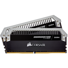 Памет Corsair DOMINATOR® PLATINUM 16GB (2 x 8GB) DDR4 DRAM 3600MHz C18 Memory Kit