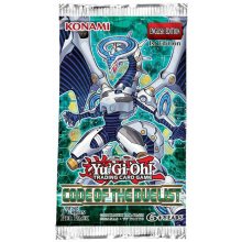 Yu-Gi-Oh! Code Of The Duelist Booster - бустър 9 броя карти
