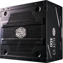 Захранващ блок Cooler Master Elite V3 400W (PSU CM ELITE V3 400W)