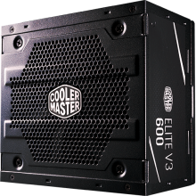 Захранващ блок Cooler Master Elite V3 600W (PSU CM ELITE V3 600W)