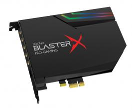 Звукова карта Creative Sound BlasterX AE-5 7.1, DAC + RGB Aurora Lighting (CREAT-SND-X-AE5)