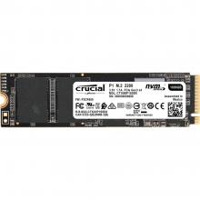 SSD диск Crucial P1 1000GB 3D NAND NVMe PCIe M.2 SSD