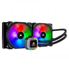 Водно охлаждане за процесор Corsair Hydro Series H115i RGB PLATINUM AMD/Intel (CW-9060038-WW)