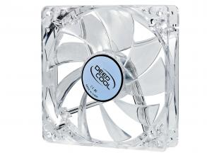 Вентилатор DeepCool XFan 120mm White LED L/W (DP-FLED-XFAN120LW)