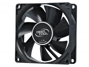 Вентилатор DeepCool 80mm XFan Black (DP-XFAN80)
