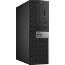 Компютър Dell OptiPlex 7050 SFF (Intel Core i5-7500, 4GB DDR4, 500GB HDD) (N001O7050MT02_UBU-14)
