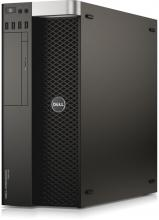 Dell Precision T3610 Tower, Xeon E5-1607 V2, 16GB RAM, 120GB SSD, 1TB HDD, Quadro K4000, DVD, Win 10
