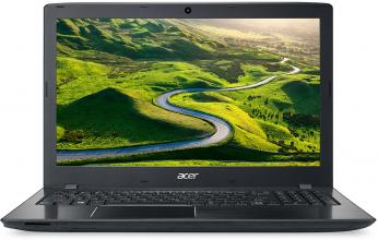 "UPGRADED Acer Aspire E5-576G (NX.GTZEX.011) 15.6"" HD, i3-7130U, 16GB RAM, 1TB HDD, 940MX 2GB DDR5, Черен"