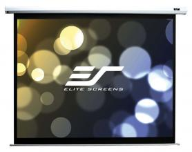 "Екран за проектор, Elite Screen Electric120V Spectrum, 120"" (243.8 x 182.9), Бял"