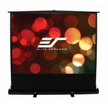 "Мултимедиен екран, Elite Screen F84XWH1 ezCinema Plus Series, 84"" (185.9 x 104.6), Черен"