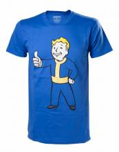 Тениска Bioworld FALLOUT VAULT BOY APPROVES, размер M