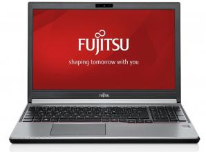 "Fujitsu LifeBook E754, 15.6"" FHD IPS, i5-4300M, 8GB RAM, 500GB HDD, No cam, Win 10"