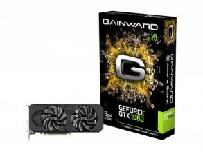 Видео карта GAINWARD GeForce® GTX 1060 6GB (426018336-3712)