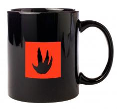 Чаша GAYA EVOLVE MUG ICONS, Черна
