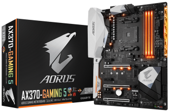 Дънна платка Gigabyte AX370-Gaming 5 AM4