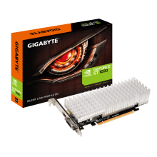 Видео карта Gigabyte GeForce GT 1030 Silent Low Profile 2GB GDDR5 (GB N1030SL-2GL)