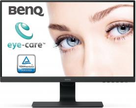 "Монитор BenQ GW2480, 23.8"" Wide IPS LED, FullHD 1920x1080 , Лъскаво черен"
