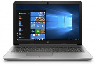 "Лаптоп HP 250 G7 (6BP40EA), 15.6"" FHD, i3-7020U, 4GB RAM, 500 GB HDD, Сребрист"