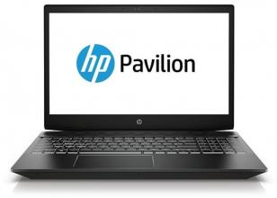 "UPGRADED HP Pavilion Gaming 15-cx0010nu (4FM60EA) 15.6"" FHD UWVA IPS, i7-8750H, 16GB RAM, 16GB Optane, 1TB HDD, GTX 1050Ti, Черен"