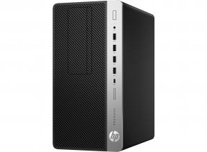 Компютър HP ProDesk 600 G3 SFF (Intel Core i5-7500 3.4/3.8GHz, 4GB DDR4 2400MHz, 1TB HDD, DVD/RW, Win10 Pro) (1HK36EA)