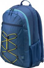 "Раница за лаптоп HP 15.6"" Active Backpack (Navy Blue/Yellow)"