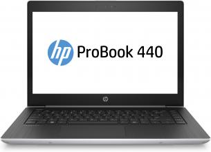 "UPGRADED HP Probook 440 G5, 14.0"" FHD UWVA, i5-8250U, 16GB RAM, 256GB SSD, Сребрист"