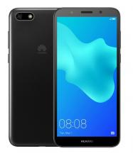 "Смартфон Huawei Y5 (2018), 5.45"" FullView HD+ (1440x720), 16GB, Dual SIM, Черен"