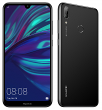 Смартфон Huawei Y7 2019 (Dub-L21), 32GB, Midnight Black 6901443274789