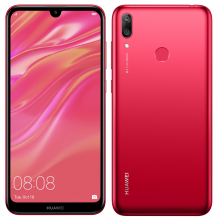Смартфон Huawei Y7 2019 (Dub-L21), 32GB, Coral Red 6901443274802