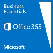 Microsoft Office 365 Business Essentials Open Shared Server Single (9F5-00003)