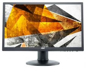 "Монитор 24"" AOC I2460PXQU, IPS, (1920x1200), 5 ms, Черен"