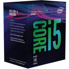 Процесор Intel® Core™ i5-8400 (2.8/4.0GHz, 9MB Cache)