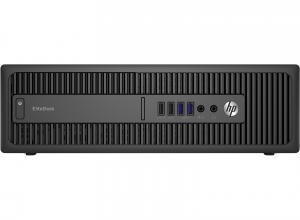 HP EliteDesk 800 G1 SFF, i5-4570, 8GB RAM, 500GB HDD, GT 1030, Win 10 Pro