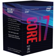 Процесор Intel® Core™ i7-8700K (3.7/4.7GHz, 12MB Cache)