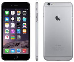 Преоценен Реновиран iPhone 6 16GB, Сив