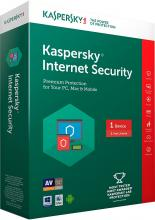 Kaspersky Internet Security Multi-Device - 1 device 1 year Box