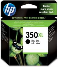 HP 350XL Black-oригинален CB336EE