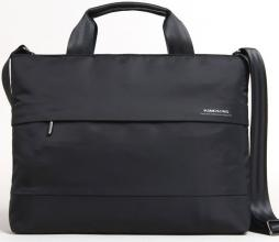 "Чанта за лаптоп Kingsons Laptop Bag Charlotte Series KS3035-B до 15.4"" - Черен"