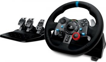 Волан с педали Logitech G29 Driving Force Steering (941-000112)