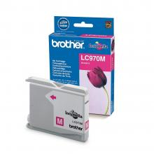 Оригинален консуматив Brother LC970M Magenta за Brother DCP135C, DCP150C, MFC235C, MFC260C
