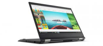 "Lenovo ThinkPad Yoga 370 13.3"" FHD IPS Touch, i5-7200U, 8GB RAM, 256GB SSD, Черен (20JH0038BM)"