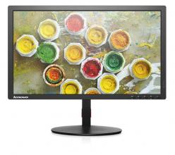 "Монитор Lenovo ThinkVision T2254p, 22"", 5ms, 1680x1050, Черен"
