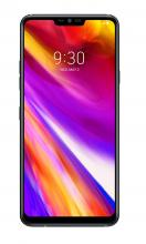 "LG G7 THINQ (2018) 6.1"" QHD+ (1440x3120), 64 GB, Single Sim, Черен"