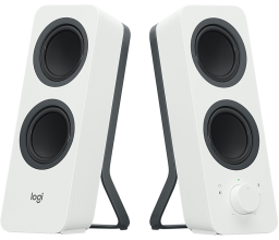 Bluetooth тонколони Logitech Z207 Speakers - Бели