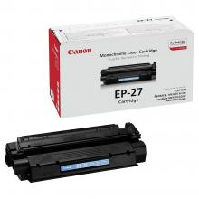 Оригинална тонер касета Canon EP-27 Black (CR8489A002AA)
