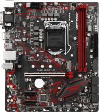 Дънна платка MSI B360M GAMING PLUS