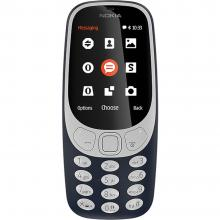 Nokia 3310 (2017), Single SIM, Син