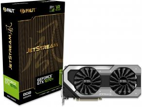 Видео карта Palit GeForce GTX 1070Ti JetStream 8GB GDDR5